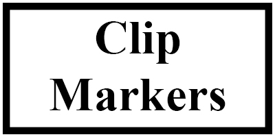 >Clip Markers