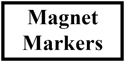 >Magnet Markers